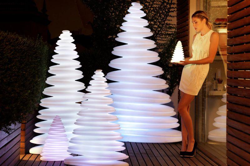 Les sapins de Noël façon design....