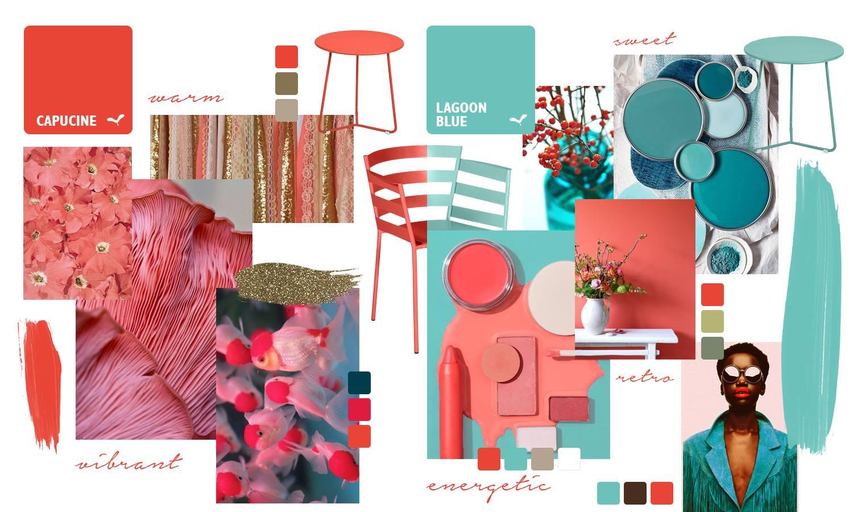 Living Coral est la couleur de l'année 2019 élue par Pantone !