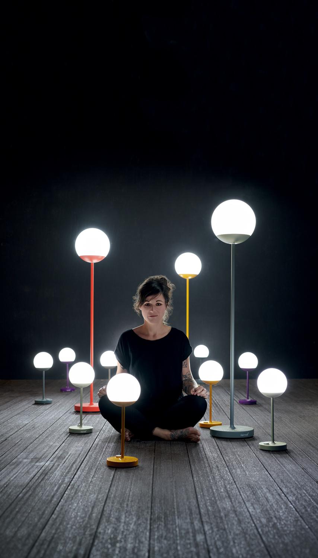 Nouveau lampadaire Fermob !!!