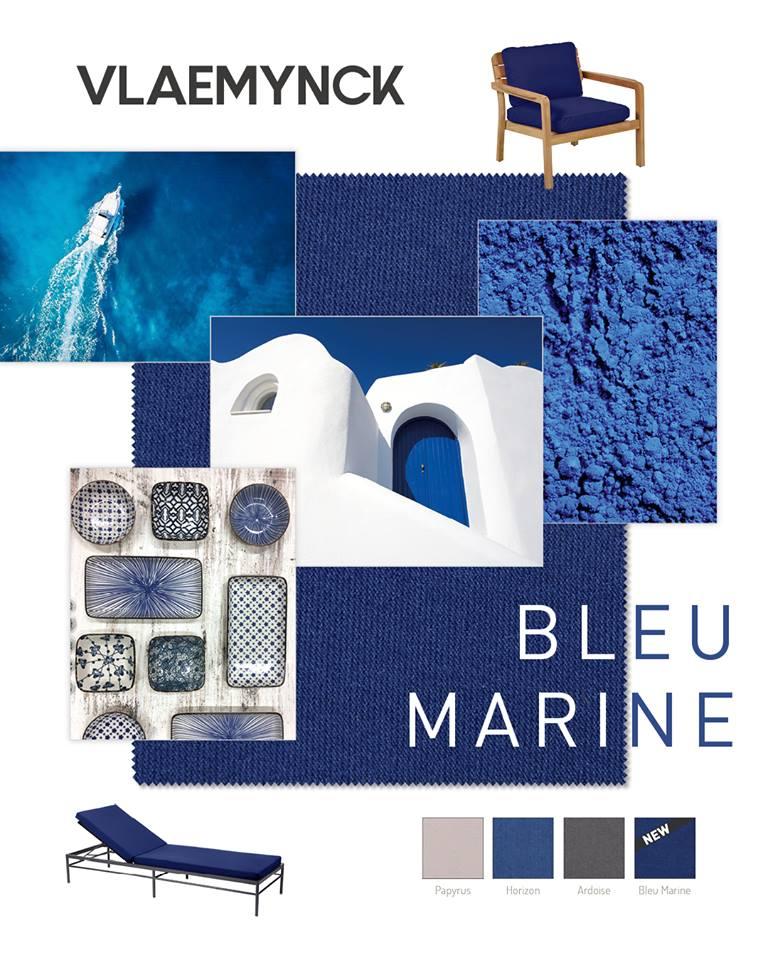 Nouveau : Le bleu marine