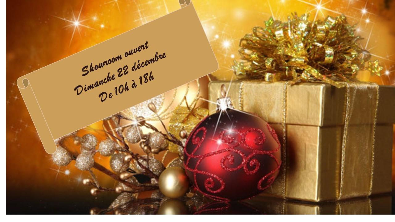 Ouverture exceptionnelle - Dimanche 22 décembre de 10h à 18h00