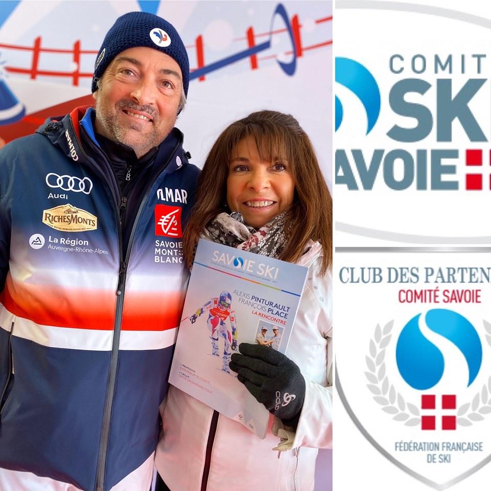 Rêves d'Extérieurs : Partenaire du Comité de Ski de Savoie