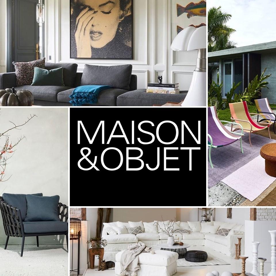 SALON MAISON & OBJETS ! j-3