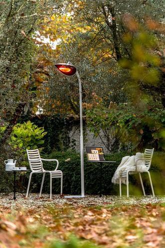 NOUVEAU CONCEPT : LAMPE CHAUFFANTE LA PLUS DESIGN