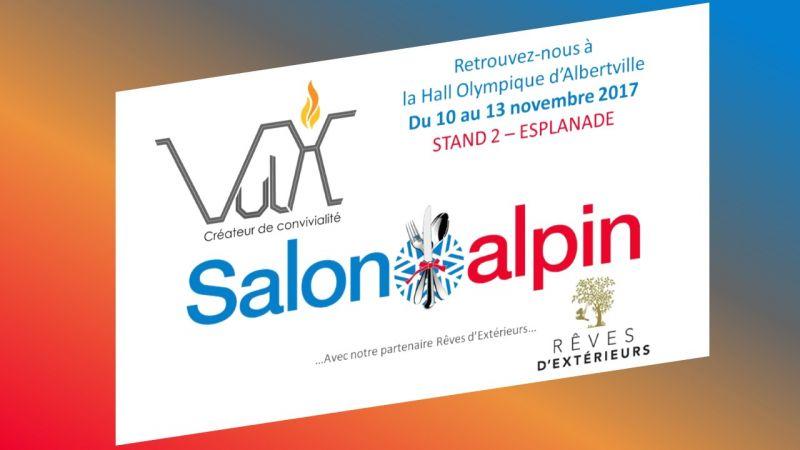 13ème salon Alpin de l'hotellerie - Albertville